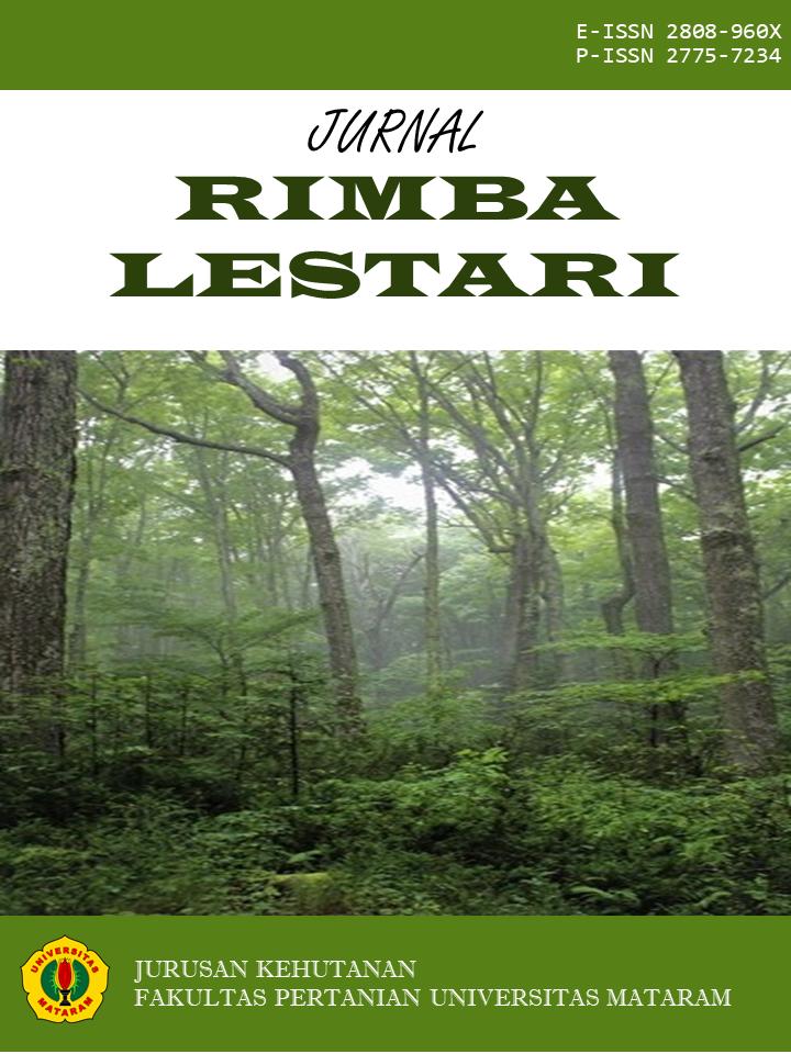 Jurnal Rimba Lestari
